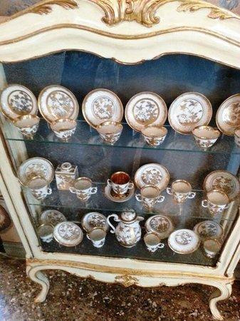 Ca' Rezzonico: The Porcelain Objects of Art