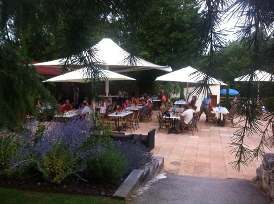 Residence Souillac Golf & Country Club: soiree concert du vendredi au club house