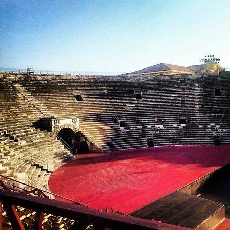 Arènes de Vérone : Arena de Verona