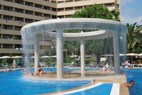 Hotel Ozkaymak Incekum: Классный душ!