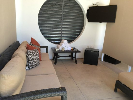 Elara, a Hilton Grand Vacations Club: Pool Cabana