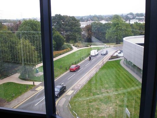 Travelodge Woking Central: view from room