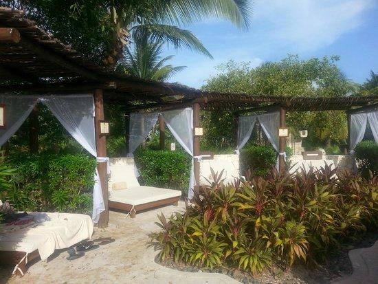 valentin imperial riviera maya chaise vip piscine principale