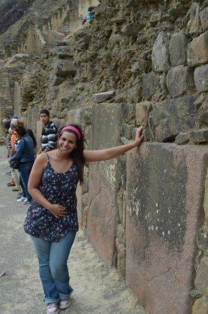 Valle Sagrado de los Incas: En el Templo del Sol