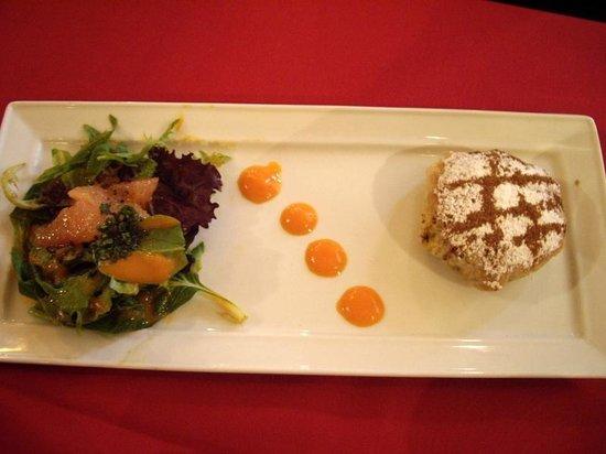 Pastilla photo de argana moroccan restaurant las vegas for Argana moroccan cuisine