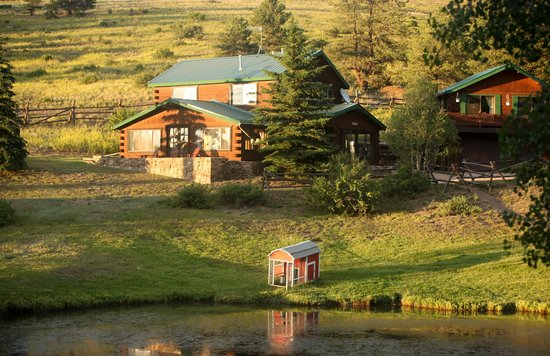 Elk Mountain Ranch: Elk Mountain