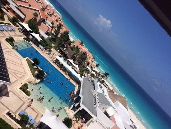 Omni Cancun Resort & Villas: Paraíso !!!!��