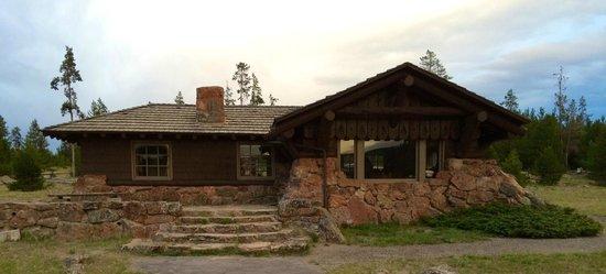Madison Campground: Ranger Station at Madison