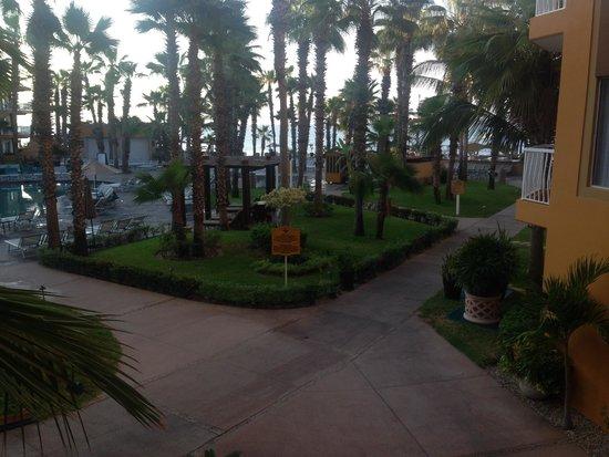 Villa del Palmar Beach Resort & Spa Los Cabos: View from our room