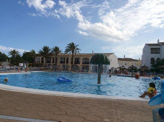 Sol Falcó All Inclusive: pool