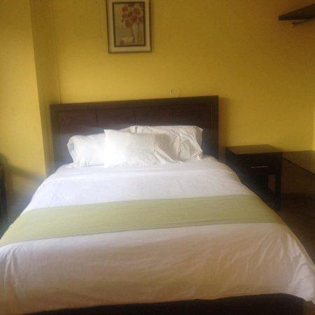 Habitación doble Hotel La Chimenea