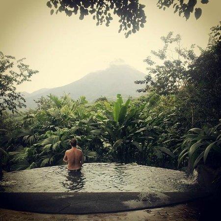 The Springs Resort and Spa: Villa Guayaba Private Pool