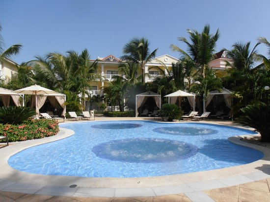 Luxury Bahia Principe Esmeralda Don Pablo Collection : Piscina Jacuzzi