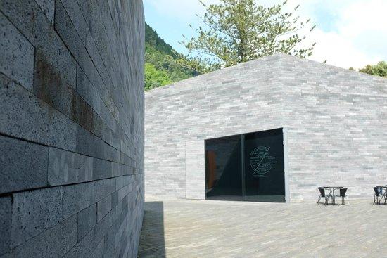 Furnas: Das Forschungszentrum hat eine bemerkenswerte moderne Architektur
