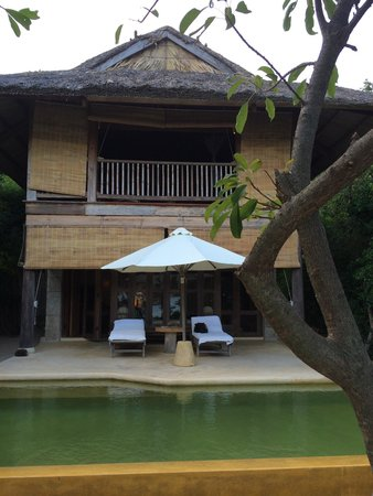 Six Senses Ninh Van Bay : Beach Villa
