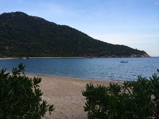 Six Senses Ninh Van Bay : Beach Villa view