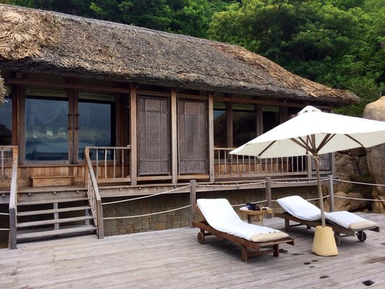 Six Senses Ninh Van Bay : Water Villa