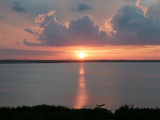 Royal Solaris Cancun: Coucher de soleil