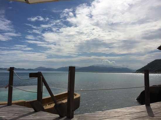 Six Senses Ninh Van Bay : Water Villa view