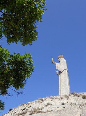 Cristo del Otero : cristo 2
