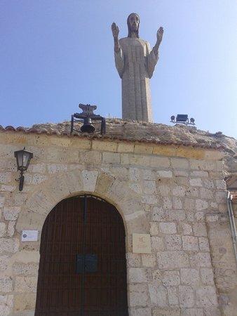 Cristo del Otero : cristo 3