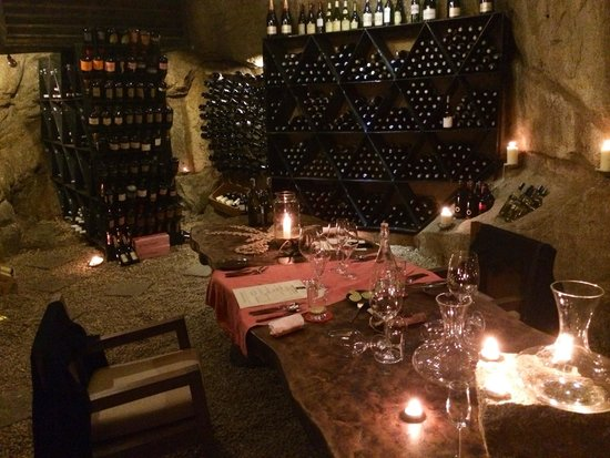 Six Senses Ninh Van Bay : Dinner in the Cave