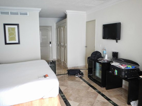 Krystal Cancun: foto do quarto