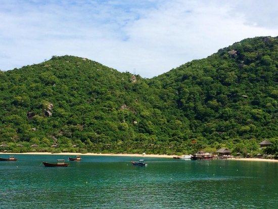 Six Senses Ninh Van Bay: Breakfast view