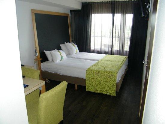 Apollo Hotel IJmuiden Seaport Beach: de slaapkamer