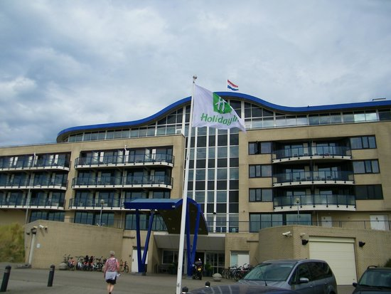 Apollo Hotel IJmuiden Seaport Beach: ingang hotel