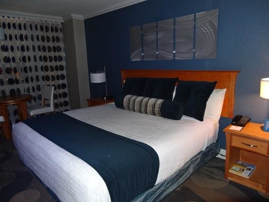 IP Casino Resort Spa - Biloxi : Bedroom