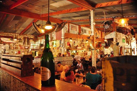 Tortilla Flat Superstition Saloon: Interior