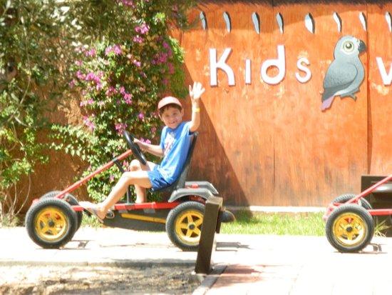 Pullman Marrakech Palmeraie Resort and Spa : Kids Club