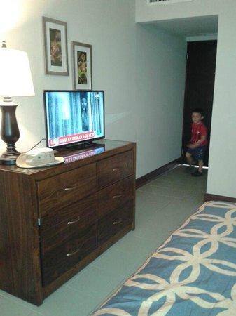 Doubletree Resort by Hilton, Central Pacific - Costa Rica: La habitación donde me alojé