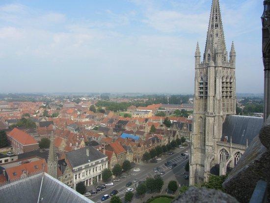 Musée de la guerre «In Flanders Field» : Ieper