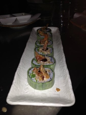 Izakaya Asian Kitchen & Bar: Crispy Duck Roll (very good)