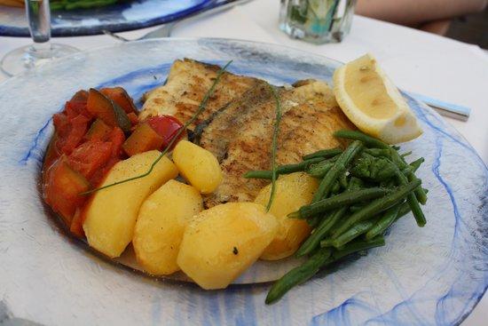 Il Lamparo: Chicken a la Siciliana