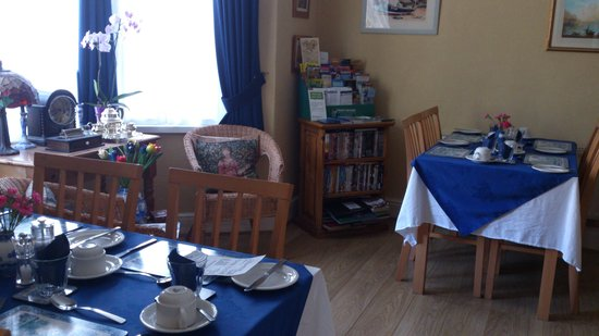 The Beech Tree Guest House: A lovely breakfast room - with lovely breakfasts!
