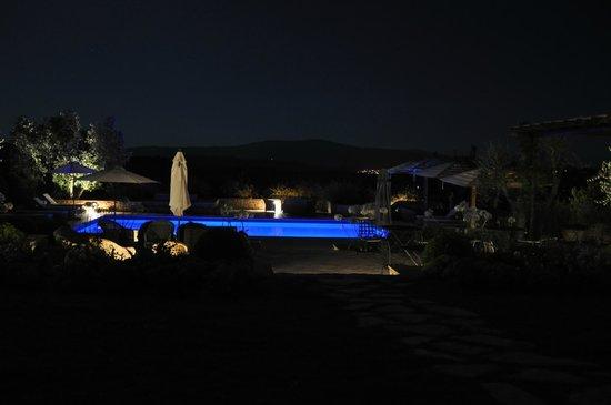 Locanda Le Piazze: la piscine