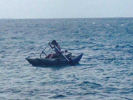 W Retreat & Spa - Vieques Island: ocean raft