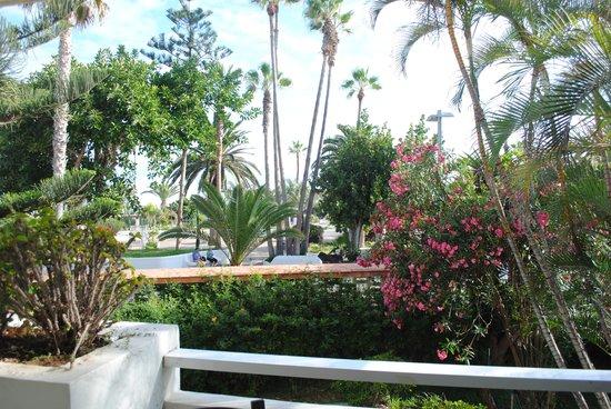 H10 Tenerife Playa: VISTAS DESDE LA HABITACION