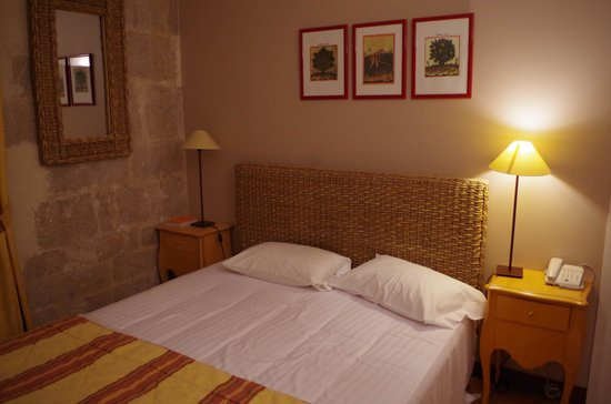 Hotel le Couvent Royal de Saint Maximin: Chambre