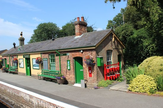 The Mid Hants Railway Watercress Line: Ropley