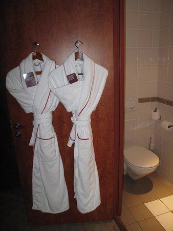 Hotel Crowne Plaza Lyon - Cite Internationale: Accappatoi