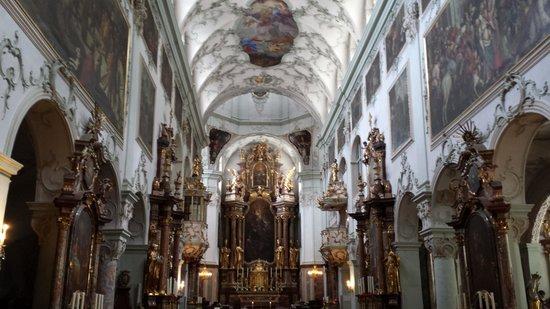 St. Peter's Abbey (Stift St. Peter): beatiful st. peter