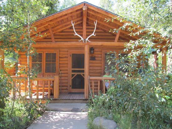 Shoshone Lodge & Guest Ranch: Cabin 20