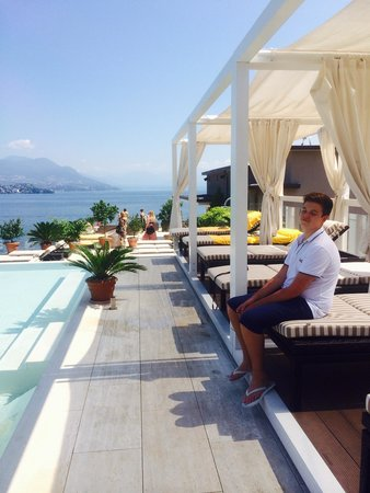 La Palma Hotel : Sky bar