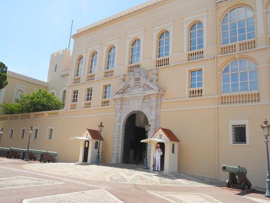 Prince's Palace (Palais du Prince) : Дворец