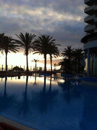 Lti Pestana Grand: A tiny piece of paradise ... at sunset!