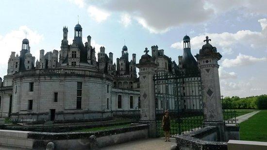 Château de Chambord : замок Шамбор